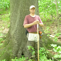 Craig Smith - Certified Forest Professional. Conducts delineations and FCPs.