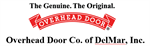 Overhead Door Co of Delmar, Inc.
