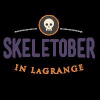 2021 Skeletober in La Grange