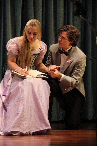 Importance of Being Earnest - LATTE Theater ©, Director - Felicia Pfluger