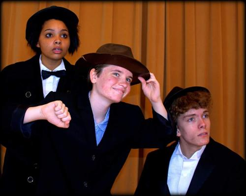 The 39 Steps - LATTE Theater ©, Director - Felicia Pfluger