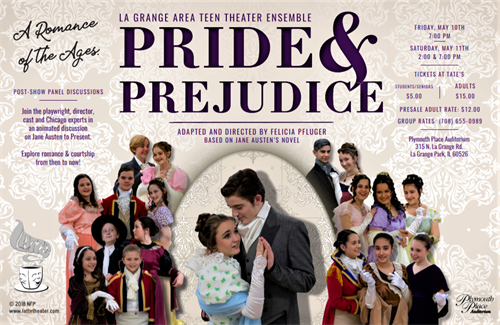 Pride and Prejudice - LATTE Theater, © Felicia Pfluger