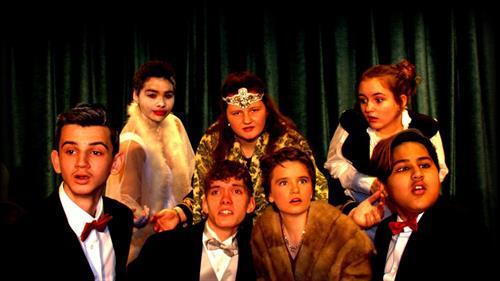 Blithe Spirit - LATTE Theater ©, Director - Felicia Pfluger