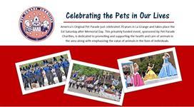 Pet Parade Charities