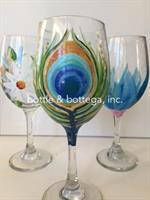 Paint Glassware