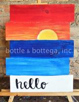 Wood Pallet Painting Parties- Choose from over 100 images
