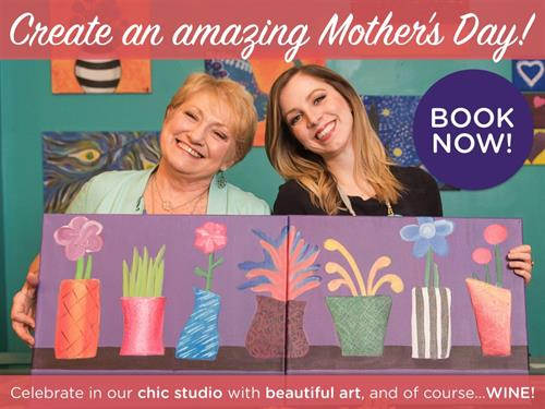 Make Creative Memories with Mom this Mother's Day!