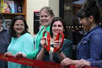 Mother Cluckers Comedy LGBA ribbon cutting ceremony!