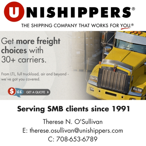Unishippers CHDN has been locally owned and operated since 1991