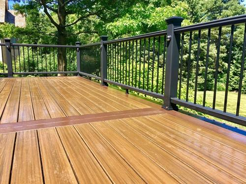 Trex deck -Deck builder near me