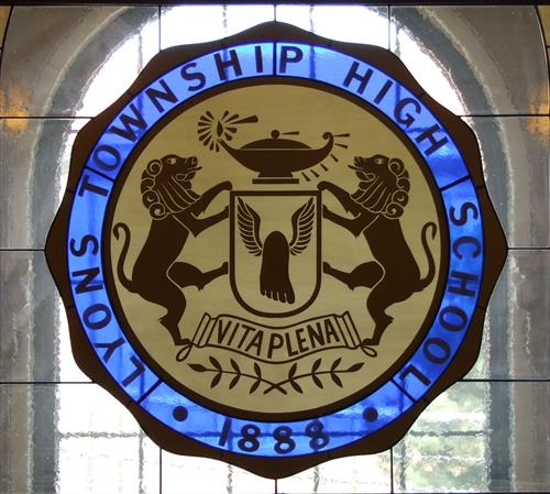 LTHS School Seal