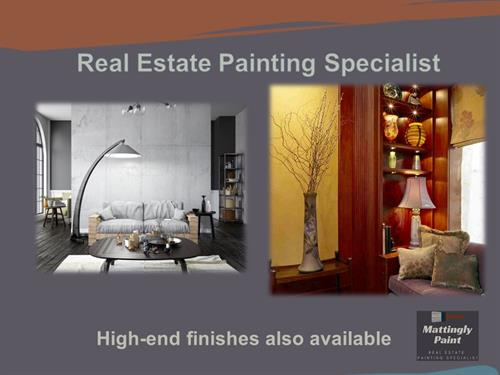 Custom Decorative Coatings