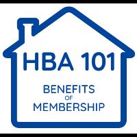 HBA 101 - Benefits of Membership - August 6th