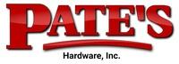 Pate's Hardware Inc