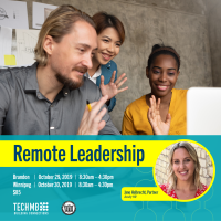 Remote Leadership: Winnipeg: October 30, 2019