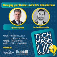 Tech Mash Up: Managing your Business with Data Visualizations