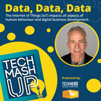 *POSTPONED* Tech Mash-Up: Data, Data, Data