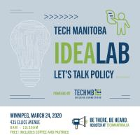Idea Lab: Let's Talk Policy