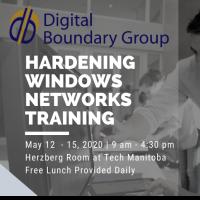 Hardening Windows Networks Training Program