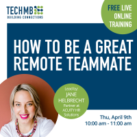 How to be a Great Remote Teammate