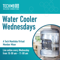 Water Cooler Wednesdays: A Virtual Member Mixer