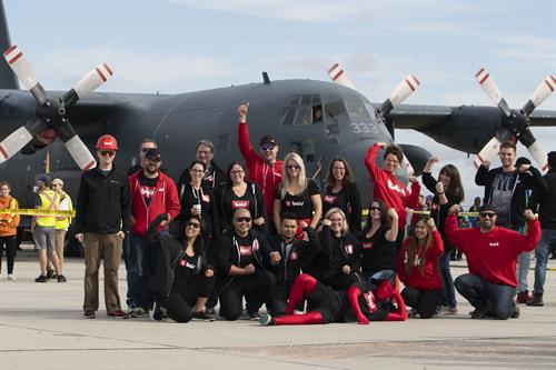Bold Commerce at the 2018 United Way Plane Pull