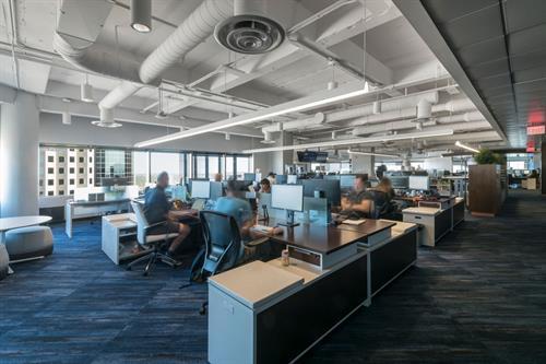 open office environment