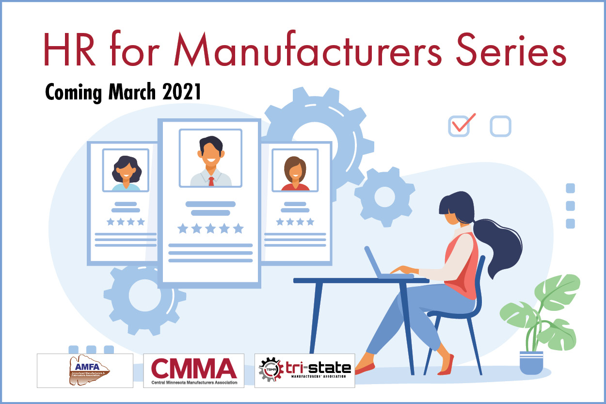 Image for AMFA to launch new Human Resources webinar series