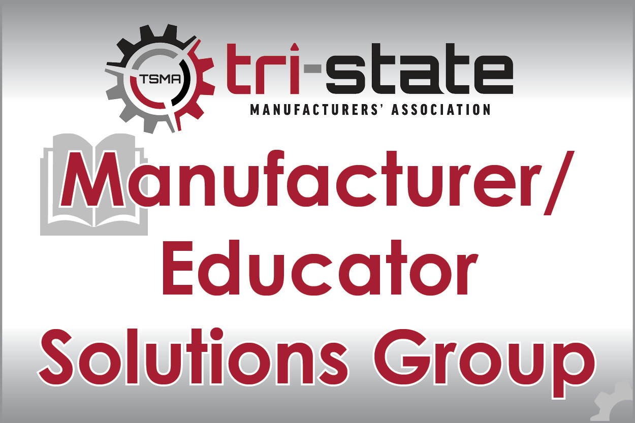 TSMA Manufacturer/Educator Solutions Group identify barriers for success