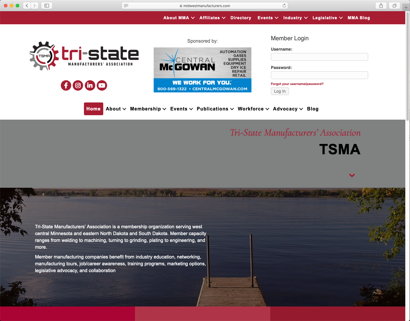 New TSMA website launched on January 1