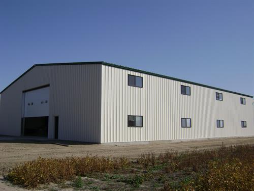 Pre-Engineered Metal Building
