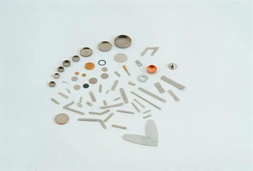 Stamped parts assorted