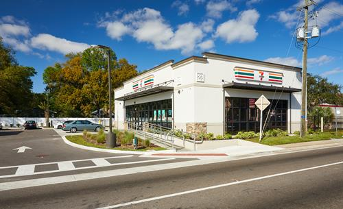 7-Eleven at 802 E Martin Luther King Jr Blvd