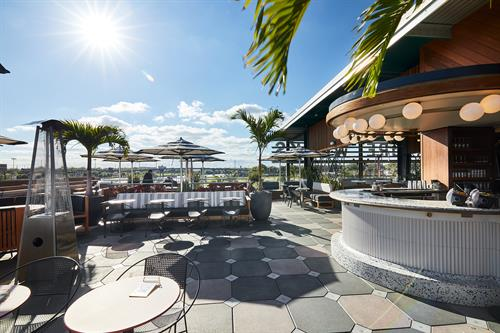 Armature Works - Rooftop Restaurant