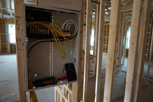 Pre Wiring
