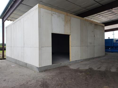 Local Structurally Insulated Panel Project