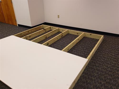 18 MM Flooring Substrate Install