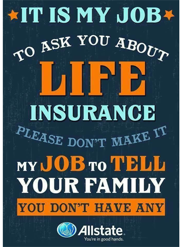 We offer Life and Financials