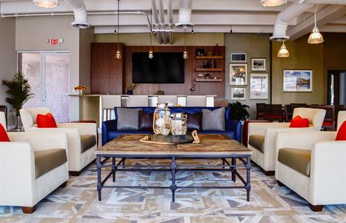 Bahia Mar Captain's Quarters Bar Lounge