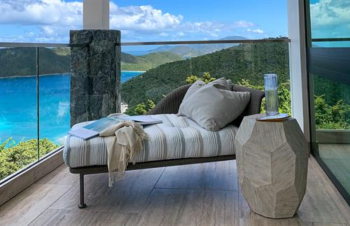 North Shore Villa Master Terrace