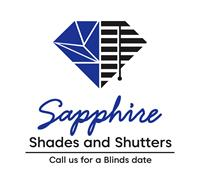 Sapphire Shades and Shutters