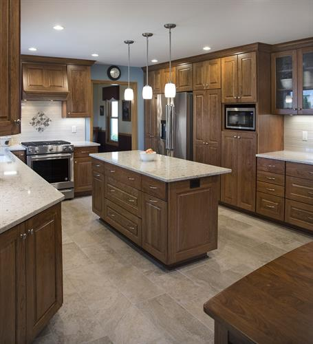 Kitchen Remodel in Fitchburg, WI