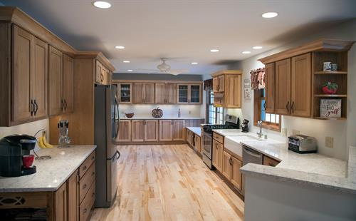 Kitchen Remodel in Sun Prairie, WI