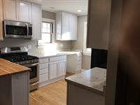 Kitchen Remodel:  plans, wall removal, chimney removal, electrical upgrades, plumbing, cabinetry, and refinishing.