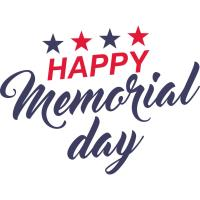 OFFICE CLOSED - Memorial Day