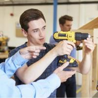 Contributing to a Younger Generation of Skilled Trades Professionals