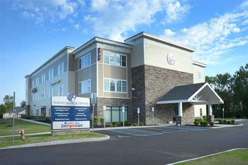 Albany Med EmUrgent Care Center - Niskayuna, NY