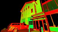 Laser Scan of our New Office Building