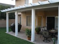 Poly Roof with Pergola tails