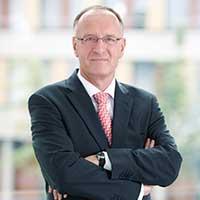 dSPACE President Dr. Peter Waeltermann